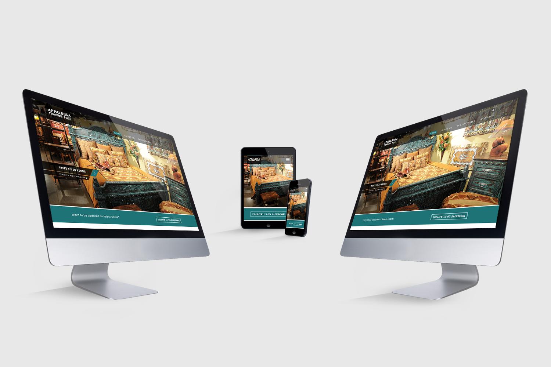 Appaloosa Trading Post Website Presentation